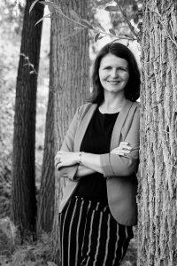 Susanne Hauber Portraitfoto outdoor