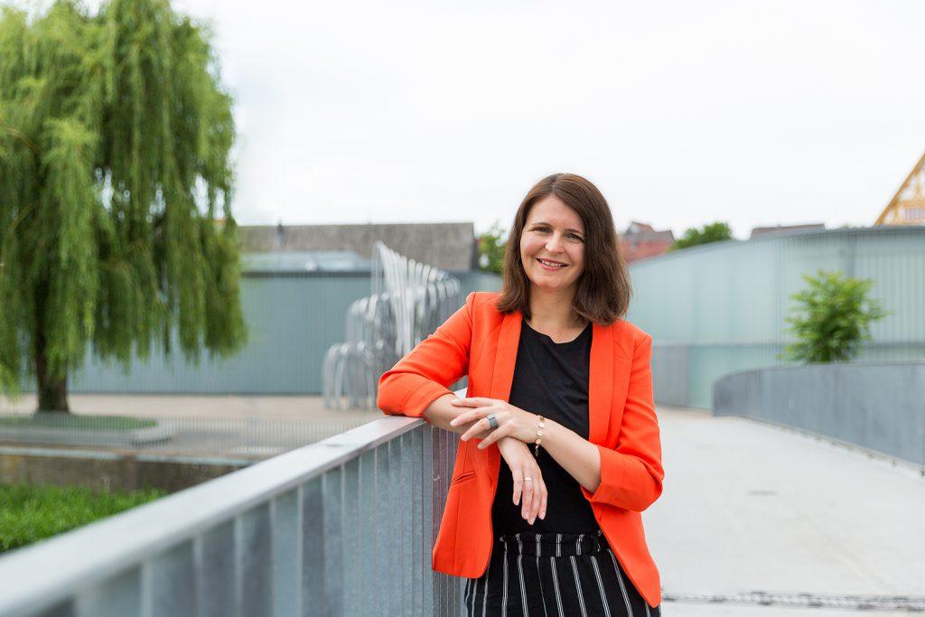 Portrait Susanne Hauber