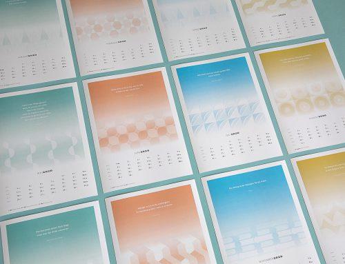 Kalender-Vorlagen für 2020 zum Download!