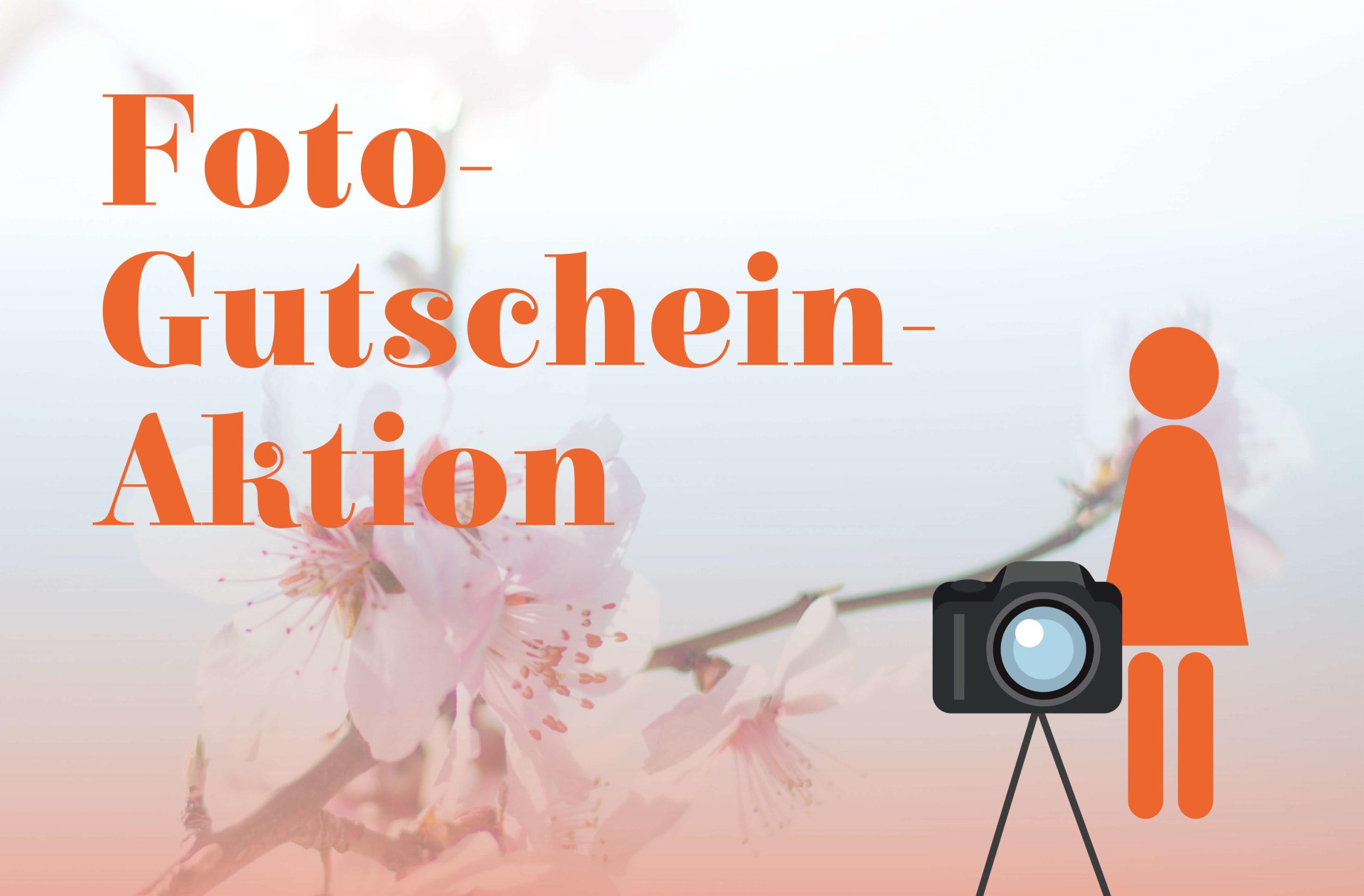 Foto-Gutschein-Aktion Frühjahr 2020