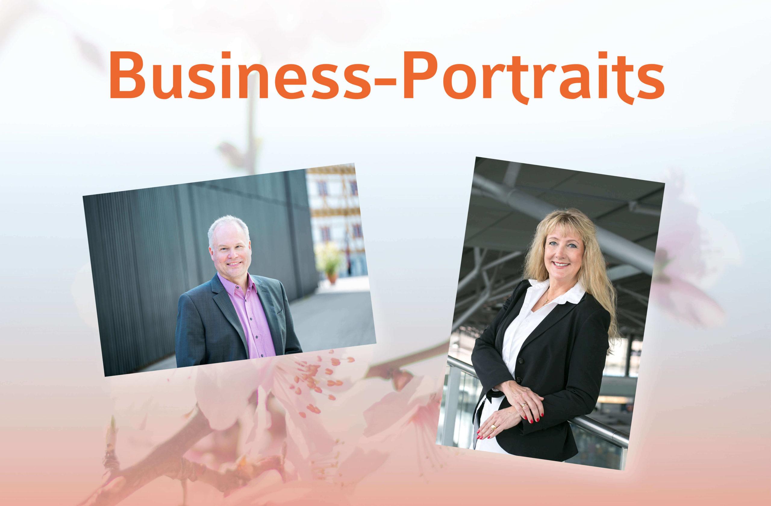 Foto-Gutschein-Aktion Frühjahr 2020 für Business-Portraits