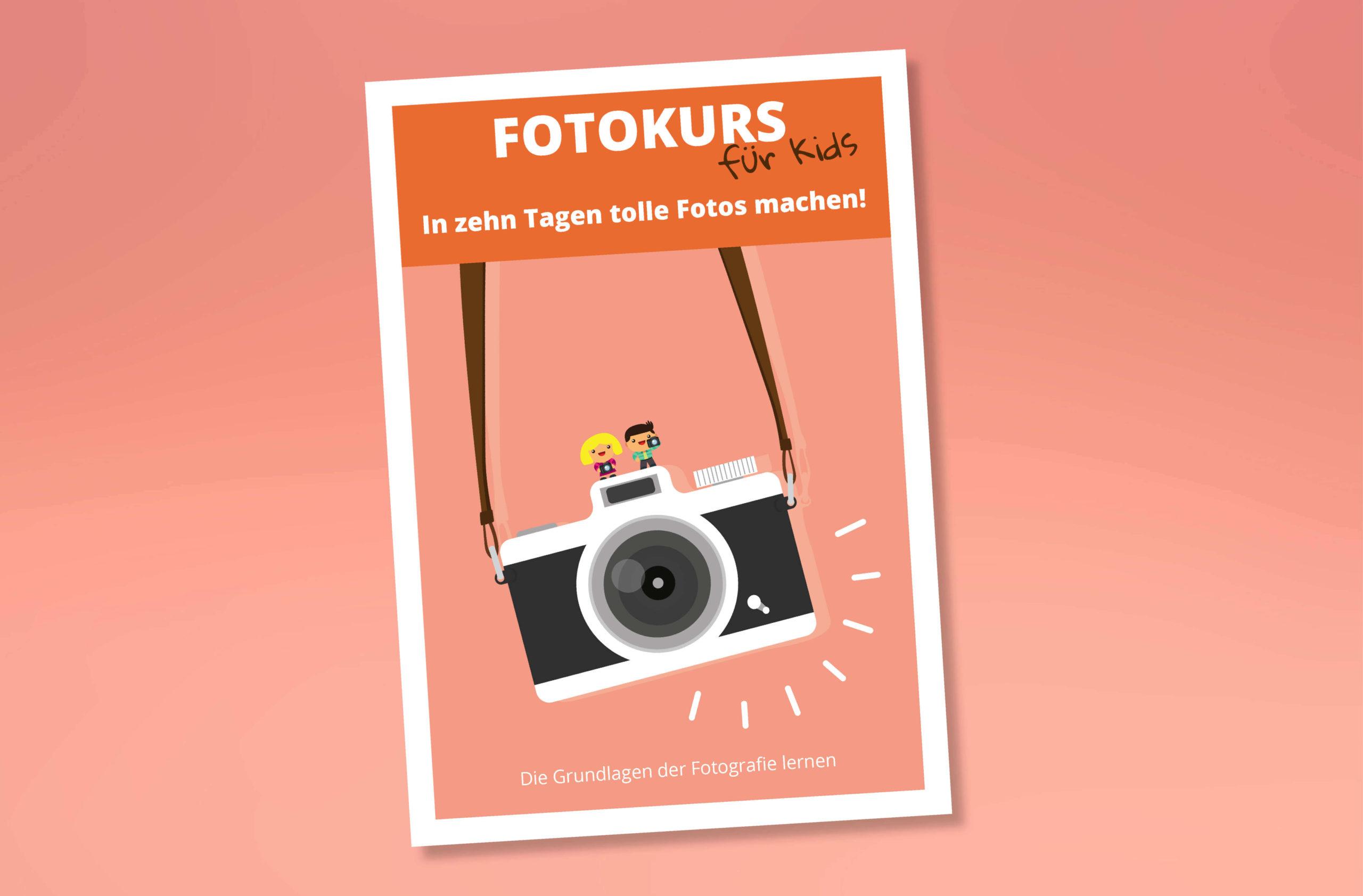 Fotokurs für Kids – die Grundlagen der Fotografie lernen