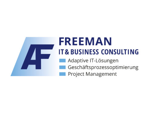 Logo-Design für Freeman IT Consulting