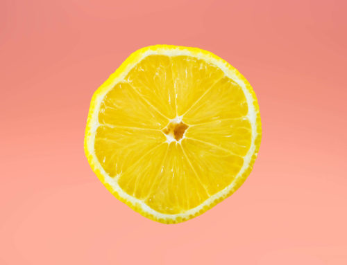 Was Zitronen mit Fotografie zu tun haben