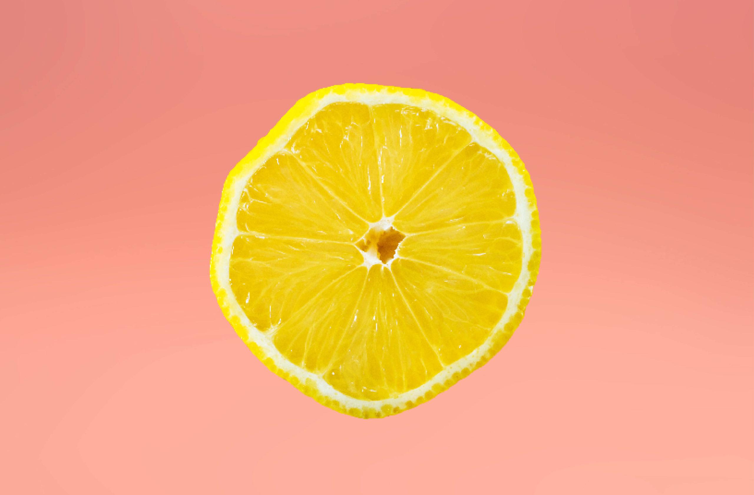 wie aus Zitronen leckere Limonade entsteht...